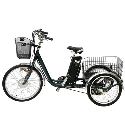 EBENZ Tricycle-Photo
